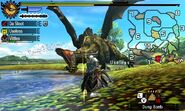 MH4U-Deviljho and Black Gravios Screenshot 003