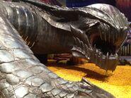 MH4U-Gore Magala E3 2014 Statue 001