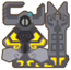 Ceadeus Subspecies Icon