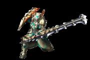 MH3G-Barioth SnS