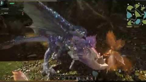 怪物猎人OL Monster Hunter Online (MHO) Yian Garuga Gameplay