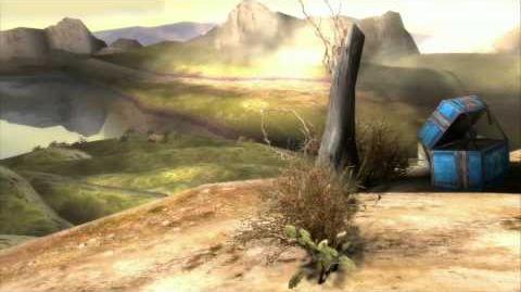 Cinématique 58-Terre des Extrêmes (Plaines de sable Jour)