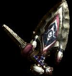MHGU-Dual Blades Elderfrost Gammoth