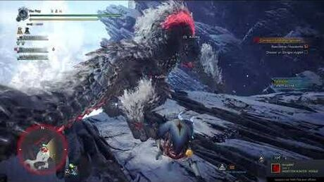 Monster hunter world iceborne Zynogre stygien