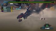 MHFO Ancient Rathian Jump SP 5th Rage Mode