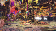 MHWI-Seliana (Great Hall - Sizzling Spice Fest) Screenshot 5