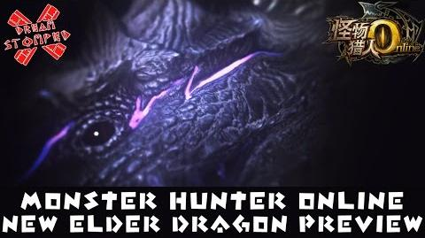 Monster Hunter Online - New Elder Dragon Announcement!