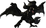 Black Diablos 3rd Gen Render