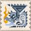 MHP3rd-Silver Rathalos Icon