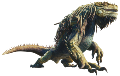 MHW-Great Jagras Render 001