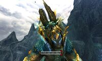 MH4U-Zinogre Horns Break 002