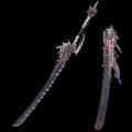 MHW-Long Sword Render 002