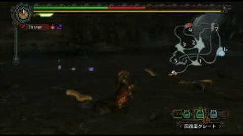 Wii Monster Hunter 3 - モンスターハンター3 Gigginox (GigiNebra) 1