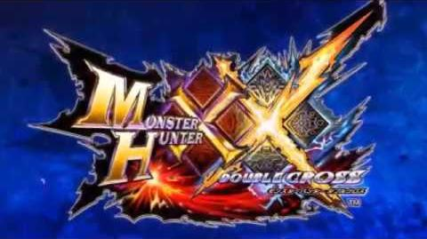 3DS Monster Hunter Double Cross MHXX - Opening