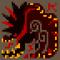 MHXX-Savage Deviljho Icon