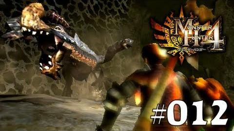 Let's Play Monster Hunter 4 Ultimate 012 - Niemand mag Gypceros GER