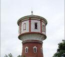 Wodociągowa wieża ciśnień