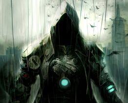 Assassin assassins creed futuristic grim artwork 1280x1024 wallpaper www.wall321.com 59