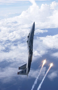 F-15 vertical deploy