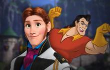 Gaston vs hans
