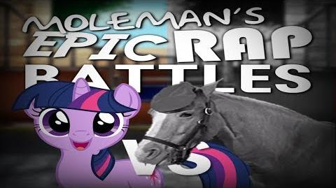 Moleman's Epic Rap Battles 2 Twilight Sparkle Vs