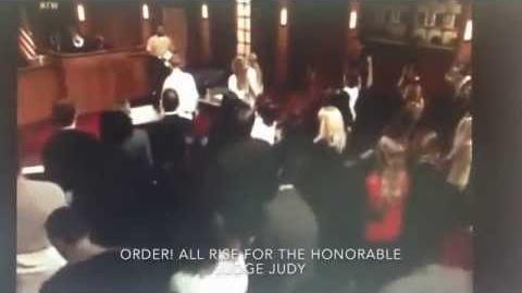Judge Dredd VS Judge Judy