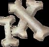 Bones detail