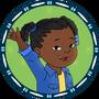 Trini Mumford button