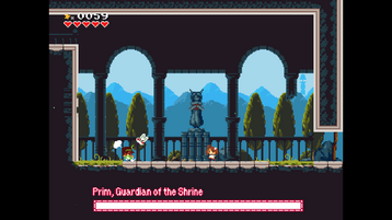 Prim, Guardian of the Shrine