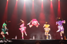 Momoclo Live Ozzfest