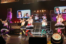 Momoclo Summer Dive 2012 NHK Hall