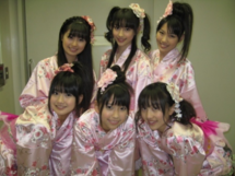 Momoiro Clover Member January 2009