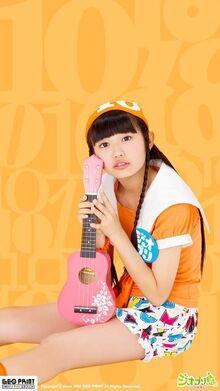 Hinata in Orange