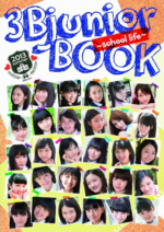 3Bjunior Book Summer 2013 Cover