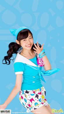 Hirono in Light Blue