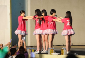 Momoclo Orange Note Perf