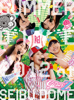 Summer Dive 2012 Cover