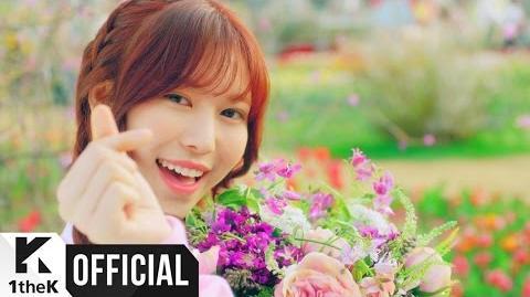 MV MOMOLAND( 모모랜드) Wonderful love(어마어마해)