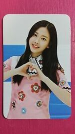 Welcome to Momoland Photocard Nayun