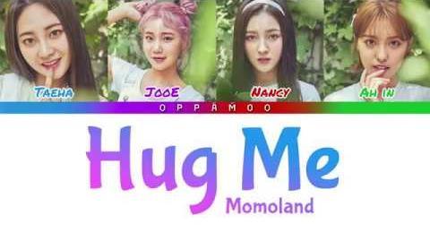 Momoland (모모랜드) - Hug Me (안아줘) (위대한 유혹자 Tempted OST) Lyrics (Color Coded Han-Rom-Eng)