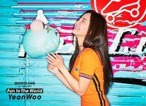 Fun To The World Yeonwoo