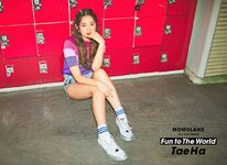Fun To The World Taeha