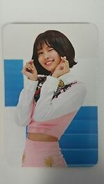 Welcome to Momoland Photocard Hyebin