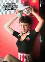 Fun To The World Hyebin