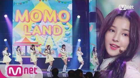 MOMOLAND - Welcome to momoland + JJan! Koong! Kwang! Debut Stage M COUNTDOWN 161110 EP
