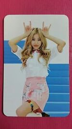 Welcome to Momoland Photocard JooE