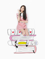 Nayun Welcome to Momoland