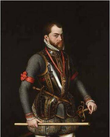 Philip II of Spain | Monarchy of Britain Wiki | Fandom