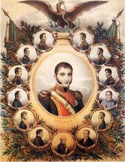 Patria mexicana por Agustin de Iturbide