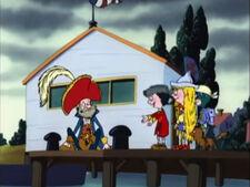 The Lost Pirates